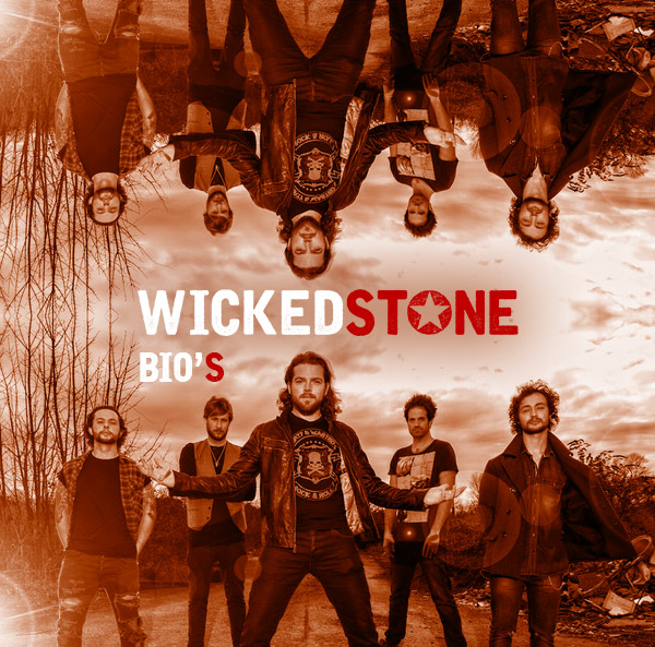 Wicked Stone Biography - UK Hard Rock, Southern Metal, best rock band 2016, Slash, GnR, Alterbridge, Black Stone Cherry